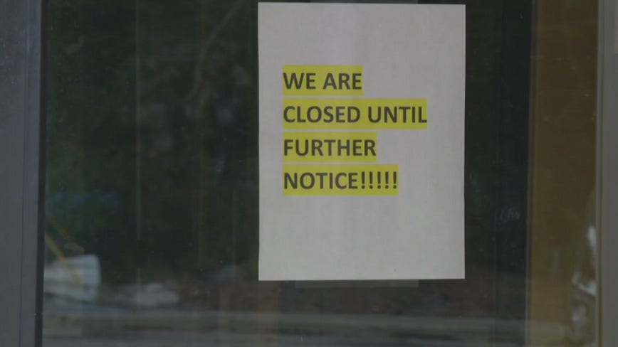 25 percent of all Oakland County businesses close for good due to pandemic
