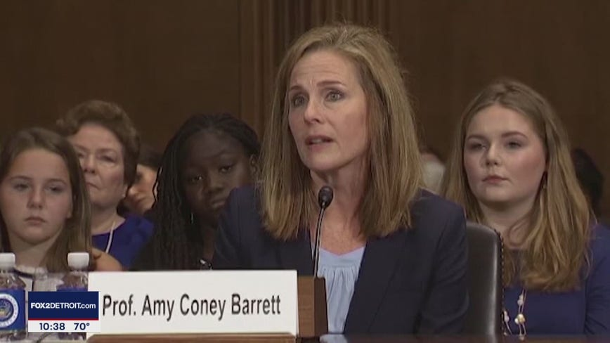 INTERVIEW: FOX Correspondent David Spunt talks about the Supreme Court's future if Judge Barret gets confirmed