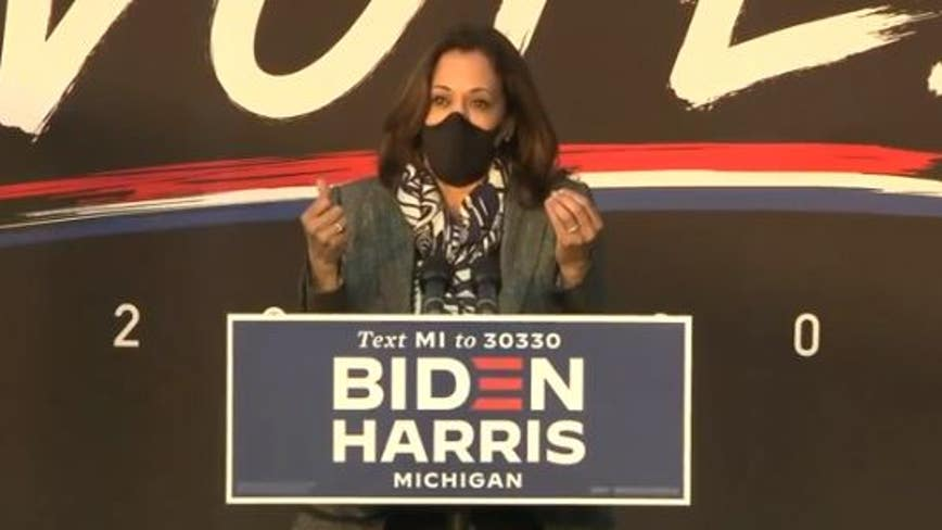 Democratic VP nominee Kamala Harris makes flurry of Detroit campaign stops: 'When we vote, things change'