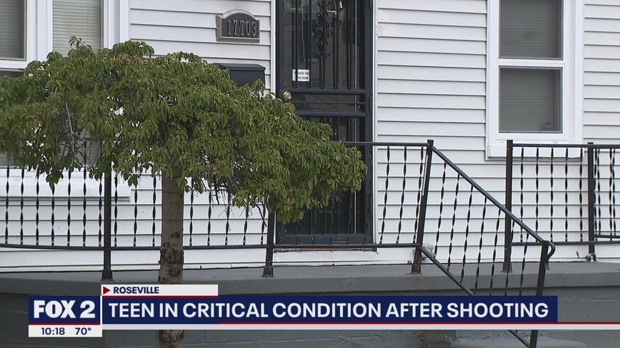 17-year-old shot in head, witnesses say it was an accident
