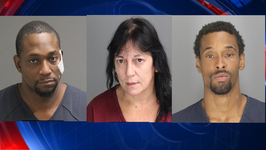 Three suspects charged in finger removal assault in Pontiac