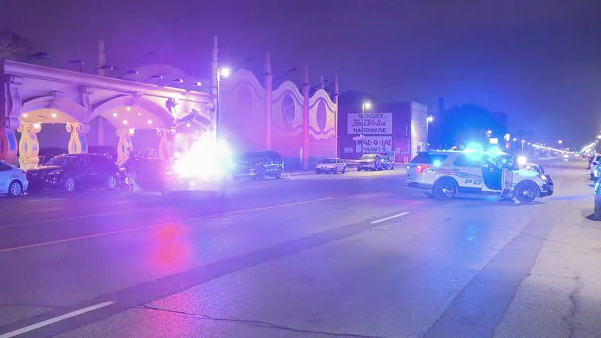 Six shot outside Detroit strip club Monday, COVID-19 testing moves indoors, rain and low temperatures return