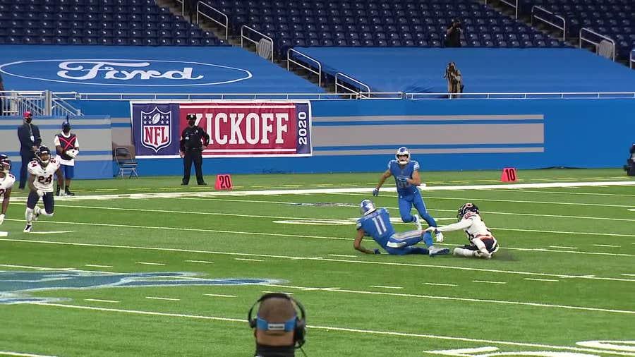 SportsWorks - 9-13-20 -- Dan, Wojo & Burchie dive into the Lions, Tigers & college football