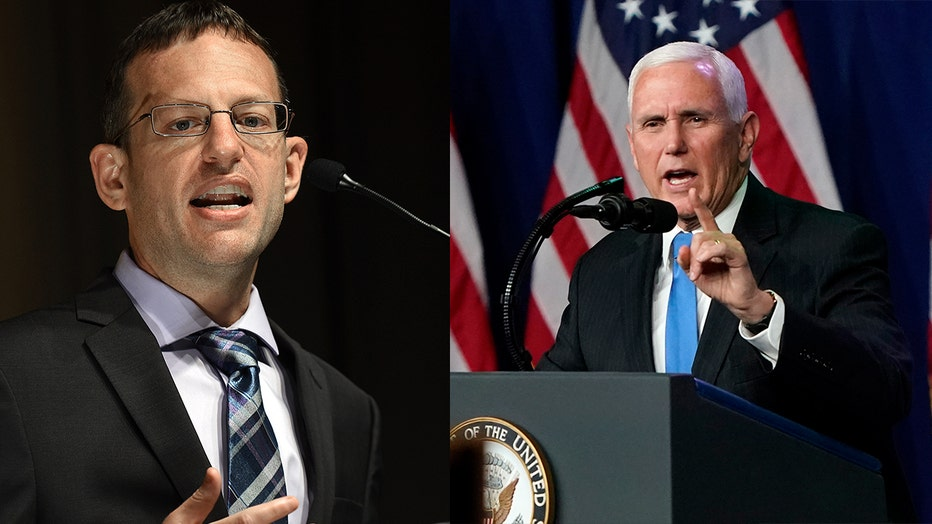 Mike Pence was mistakenly replaced with Libertarian candidate Jeremy Cohen on some Michigan ballots