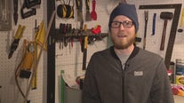 Clarkston man's desk building efforts for kids in need is getting a boost