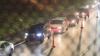 Four mile stretch of westbound I-94 closed due to freeway shooting