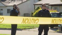 Warren police at scene investigating double homicide