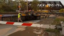 I-94 exit lanes closed at Michigan/Wyoming after train derailment in Dearborn