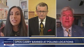 Attorney's plan to sue Secretary of State over open carry ban