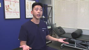 Texas chiropractor gets famous on Tik Tok with stretching tips