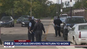 DDOT Workers expected to return to work