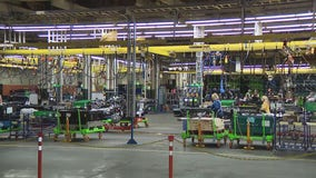 GM announces $100M investment in 5 Michigan plants powered by electric vehicle plan