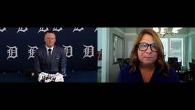 WATCH - Jennifer Hammond goes one-on-one with new Tigers manager, A.J. Hinch