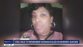 Woman killed by husband in murder-suicide, family gathers to remember her life