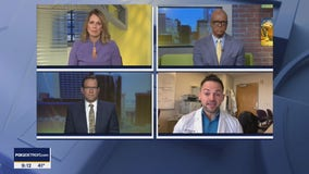 President Trump tests positive for COVID-19, Beaumont doctors answer questions about what happens next