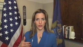 Michigan Secretary of State Jocelyn Benson explains how absentee ballots will be counted