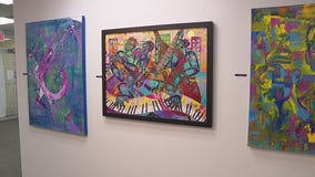 Umoja Fine Arts gallery of African-American works hosts show Oct 23 and 24