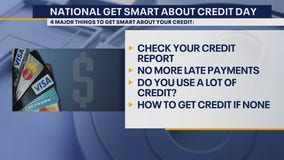 National get smart about your credit day