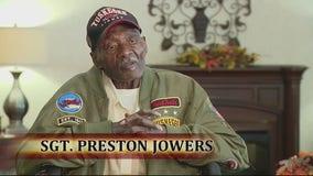 Former Tuskegee Airman Sgt. Preston Jowers dies at 105