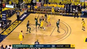 WATCH - Isaiah Livers & Franz Wagner talk Michigan Hoops