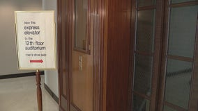 Hudson's elevator being restored in new Bloomfield Hills home