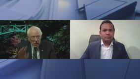 Bernie Sanders, presidential adviser give differing views on current Trump economics