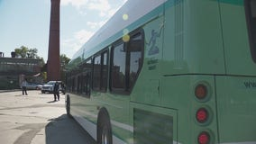 Second day of no bus service in Detroit after drivers walk off job Friday