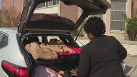 Detroit woman hosts coat drive so families don't have to pick between a coat and a turkey