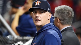 Detroit Tigers hire former Astros manager A.J. Hinch
