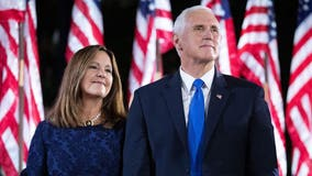 VP Mike Pence, Karen Pence test negative for coronavirus, spokesman says