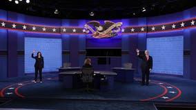 Pence, Harris clash in first VP debate, Mich. Senate returns to Lansing, hidden razor blades on political sign
