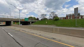 Emergency repairs close part of I-375 in Detroit for two weeks