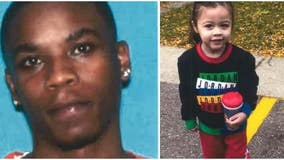 Lansing toddler abducted by 26-year-old man found safe