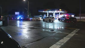 Detroit police investigate fatal shooting at east side gas station