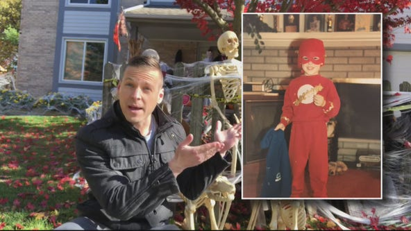 Was Halloween weather as bad as we remember growing up? Derek Kevra takes a look