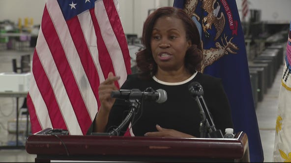 Detroit city clerk says 500 ballots were not lost in mail, but spoiled
