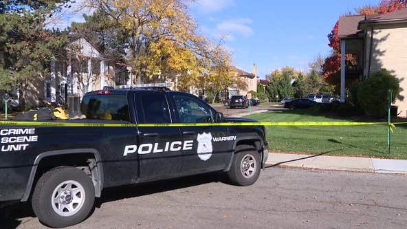 Warren man dead after barricading himself in home and approaching officers with handgun