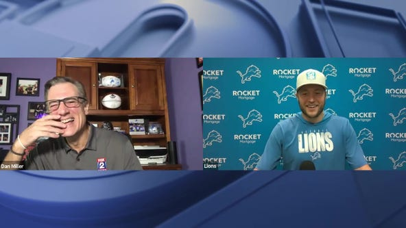 WATCH - Matthew Stafford discusses Lions dramatic win over Atlanta