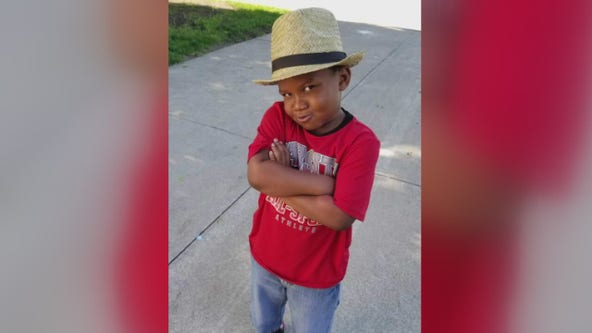 Memorial for 6-year-old Tai'raz Moore