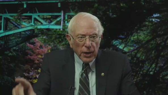 Bernie Sanders blasts Trump economic plan, says working class has suffered