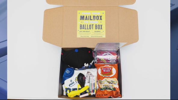 Black Girls Vote sends boxes of Detroit treats and info meant to empower and inform
