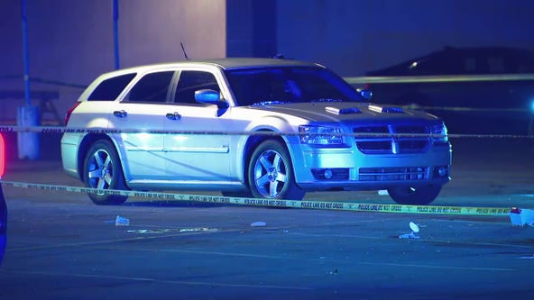 Man shot multiple times found in parking lot of Eastland Center