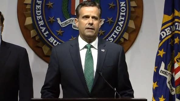 FBI announces Iran, Russia election interference efforts obtaining voter registration data