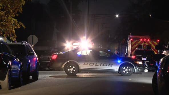 Barricaded gunman shot and killed by Detroit Police Officer 'He was exhibiting violent behavior' Chief said