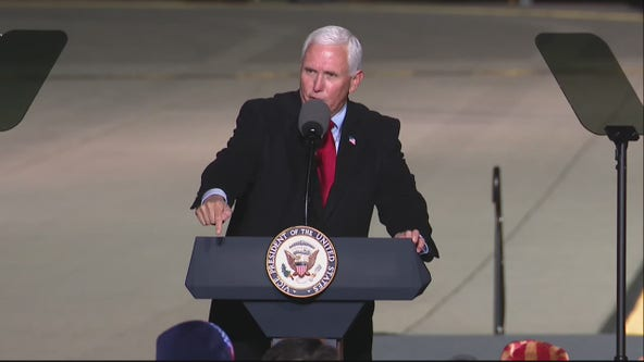 VP Mike Pence in Flint touts auto industry investment in Michigan