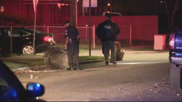 Young girl shot on Detroit's east side, police looking for blue Dodge Charger