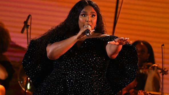 Lizzo returns to Detroit to campaign for Biden-Harris
