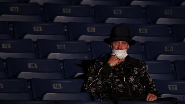 Kid Rock spotted in audience at final presidential debate in Nashville
