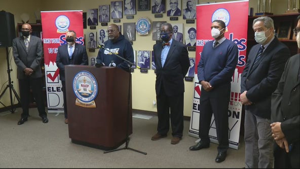NAACP looking for lawyers to man every polling place on Election Day