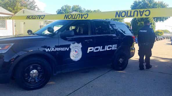 Police investigating double murder in Warren